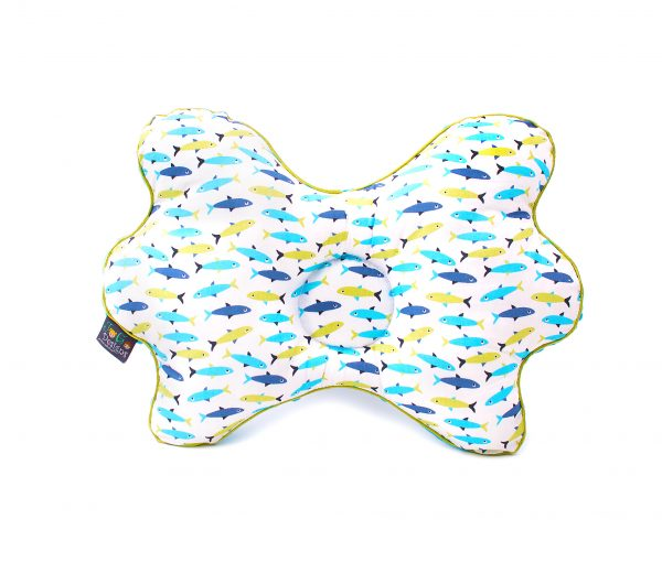 Babykopfkissen Happy Fish JoGo-Designs®